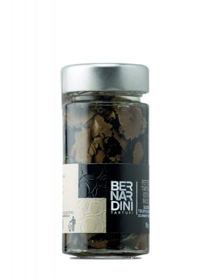 Sliced truffle in oil (Summer truffle)