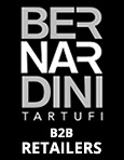 Bernardini Truffles, online shop, B2B, products for retail