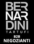 Bernardini Tartufi, Shop online, B2B, per rivenditori